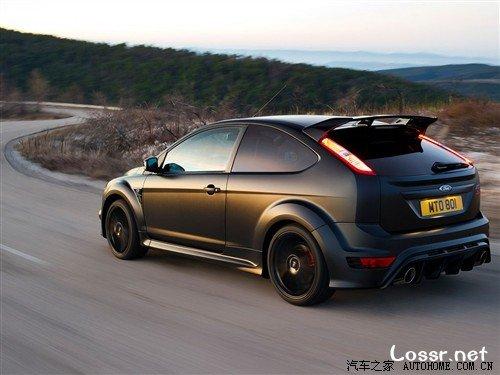 汽车之家 福特(进口) 福克斯(海外) 2011款 rs500