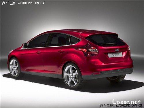 汽车之家 福特(进口) 福克斯(海外) 2011款 两厢版